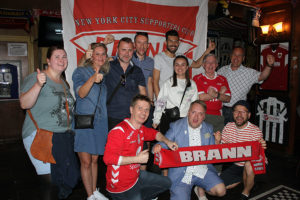 Brann pub New York