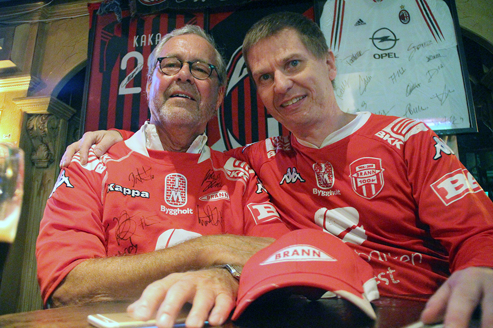 Brann new york supporters club
