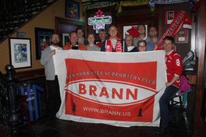 Brann supporter klubb i New York