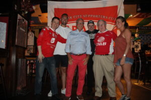 Brann supporterklubb i New York