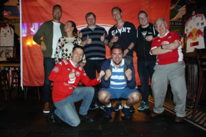 Brann supporteklubb i New York
