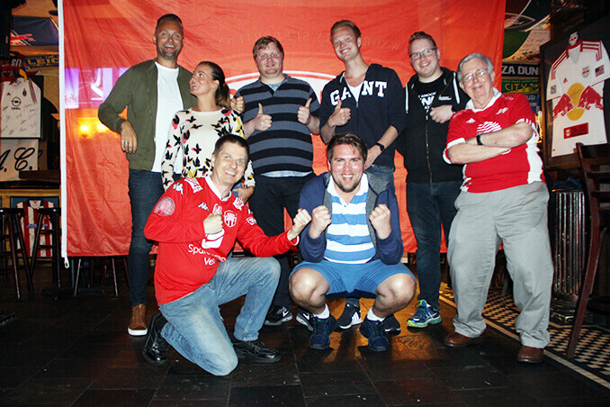 Brann supporterklubb i New Yor