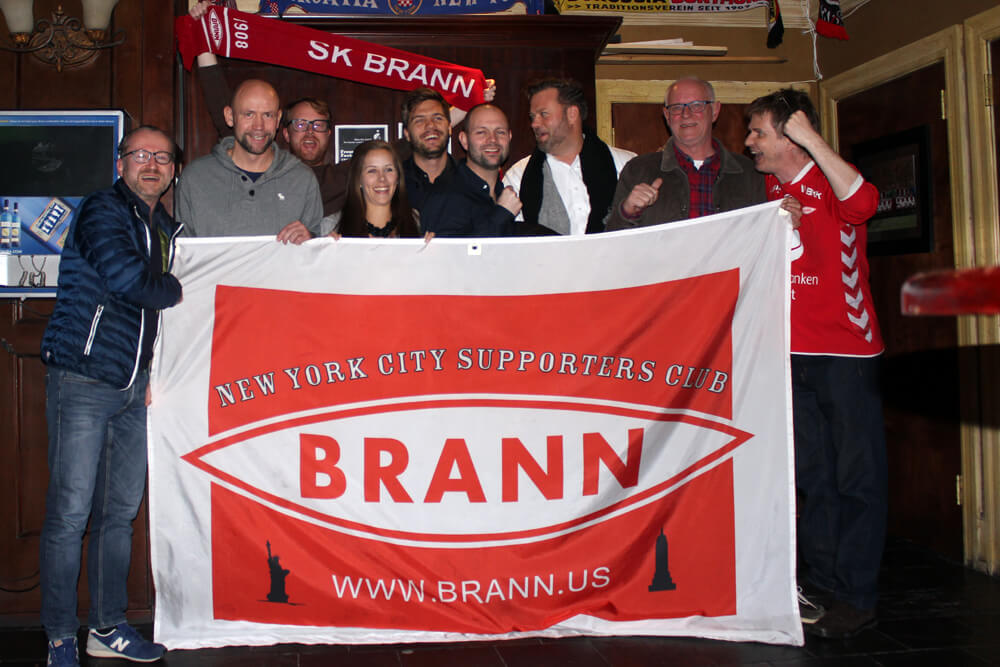 SK Brann at The Football Factory at Legends