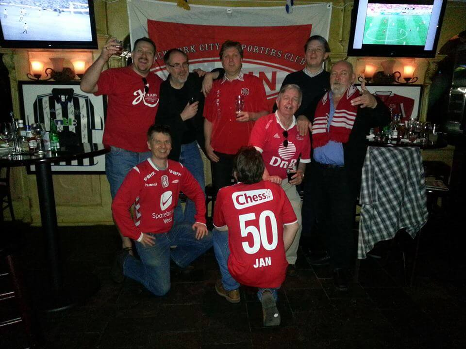 SK Brann supporterklubb New York